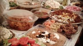 همراهنگاره:  شام ایرانی