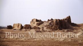 نقد و نظر: قلعه اشکانی