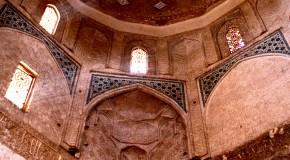 گنبدخانه مسجد جامع ورامین