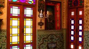 کاخ گلستان: اتاقی بکش با رنگ