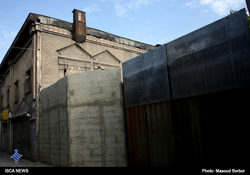 تخریب خانه اتحادیه - مسعود بُربُر